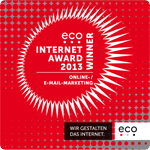 eco Internet Award 2013