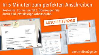 mit anschreiben2go dem neuen online bewerbungsgenerator der jobbrse jobware erstellen bewerber ein erstklassiges bewerbungsschreiben in nur fnf minuten - Bewerbung Generator